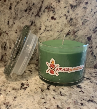 11 oz Glass container Custom Candle