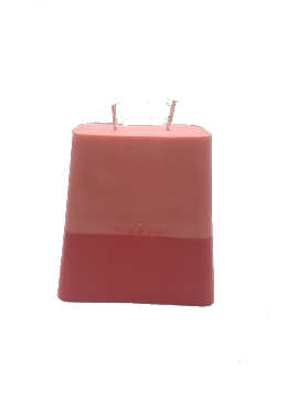 Baja Cactus Blossom Rectangle Taper Candle
