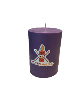 Custom Round Pillar Candle